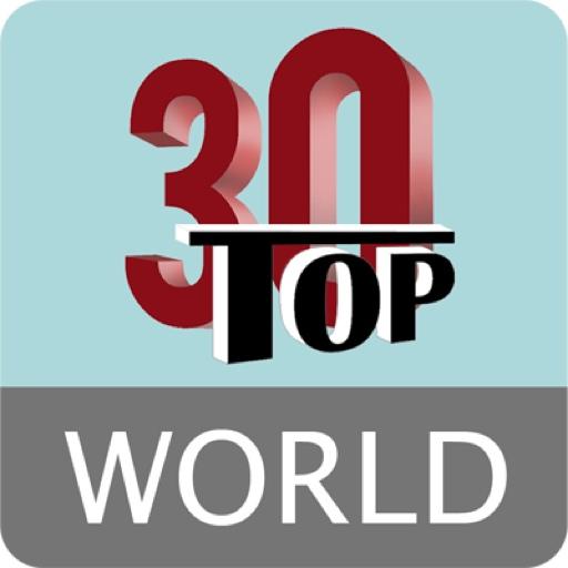 Top 30 - Patrimonio Mundial